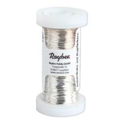 Rayher srebrny drut z...