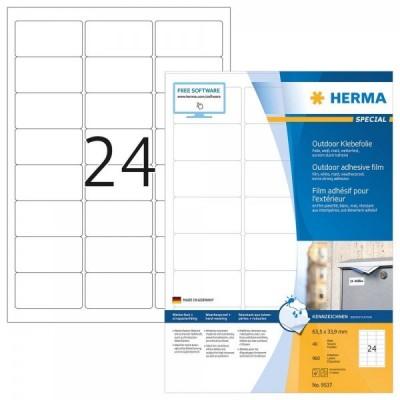 960 HERMA samoprzylepne...