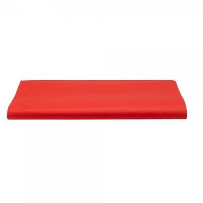papier bibułkowy czerwony...