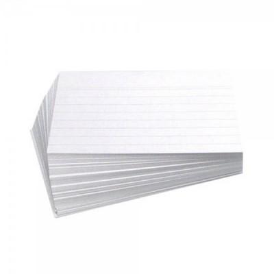 100 karty kartotekowe A6...