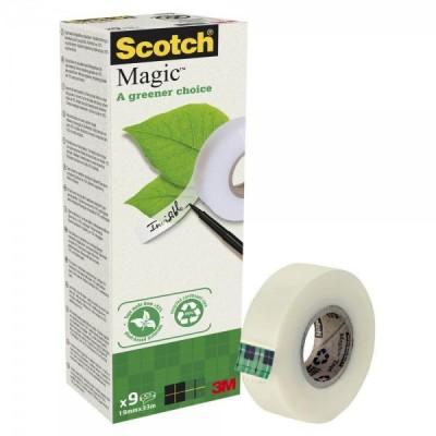 Scotch Magic Tape a green...