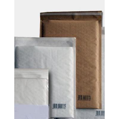 Koperty bąbelkowe K 20 370x480 50 sztuk brązowe