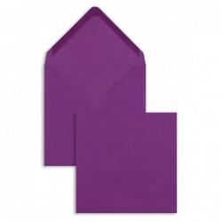 Koperty kolorowe fioletowe...