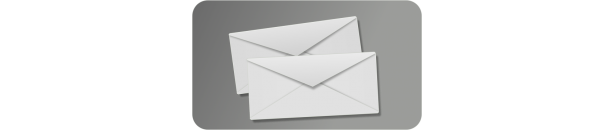 Koperty standardow wysyłkowe DIN